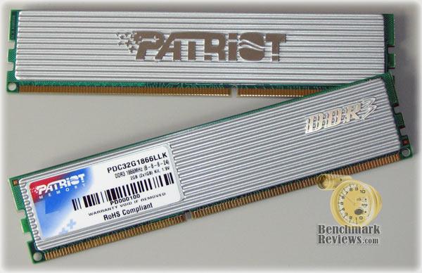 Patriot PC3-15000 DDR3 1866 MHz